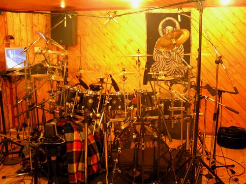 Studio Drums Maurizio De Palo