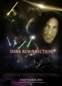 Dark Resurrection Locandina